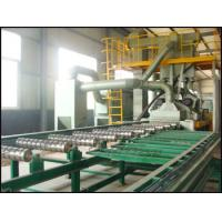 Buy cheap Epoxy coated steel bar production line/Aluminum oxidation colour production line/aluminum electro-coating production lin product