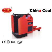Buy cheap Logistics Equipment Low Profile Heavy Duty Electric Pallet Truck product