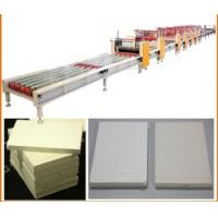 Buy cheap Decorative Eps Mgo Sandwich Wall Panel Equipment Fiber Cement Board Making product