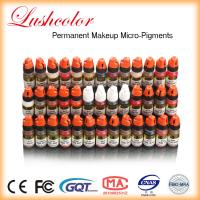 Buy cheap Lushcolor Semi Paste Semi Permanent Makeup Pigments Eyebrow Tattoo Ink product
