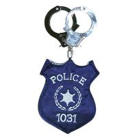 Buy cheap carbon steel smith & wesson police Handcuff with law enforcement product