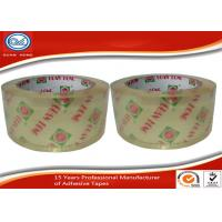 Buy cheap OEM Printed Single Sided Crystal Clear Packing Tape For Carton Sealing product