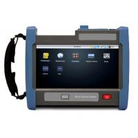 Buy cheap Optical Time Domain Reflectometer OTDR For Testing FTTx Network product