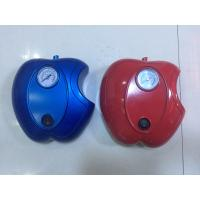 Buy cheap Apple Shape Car DC12V Car Air Pump Plastic Fast Inflation , Blue / Red Color product