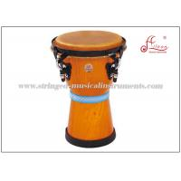 """Buy cheap Wooden Percussion African Djembe Drums Musical Instruments 8"""" X H13"""" product"""