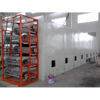 Buy cheap Automatic Industrial Drying Machine With 1.2 m Width Belt , Belt Drying Machine product