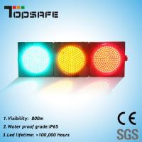 Buy cheap 300mm LED Traffic Signal Light with 3 Full Balls (TP-JD300-3-PM3) product