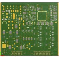 Buy cheap Electrical Motor Control Custom Circuit Board / Fr4 Printed Circuit Board product