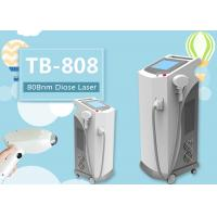 Buy cheap Clinic Salon Spa Use Hair Removal / 808 Diode Laser  Laser Hair Removing Machine Cooling System product