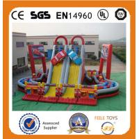 Buy cheap Hot Sale high quality commerical inflatables slide in China product