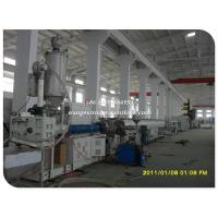 China Water and gass supply HDPE pipe production line wholesale