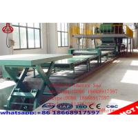 Buy cheap Fireproof Waterproof Compound 3d Eps Sandwich Panel Machine , Wall Panel Equipment product
