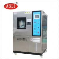Buy cheap High Low Temperature Humidity Chamber 3.0°C / Min Temp Rising Rate product