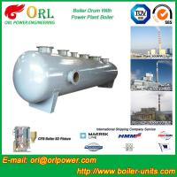 Buy cheap High pressure hot water boiler mud drum ASME certification manufacturer product