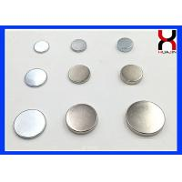 Buy cheap Rare Earth NdFeB Permanent Magnet Circle Round Type For Acrylic Industry product