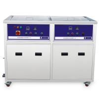 Buy cheap Stainless steel ultrasonic cleaner for diesel engine parts and heat exchanger from wholesalers