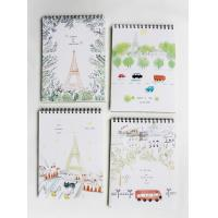 Buy cheap promotional notebook spiral notebook with pvc cover any size any print product