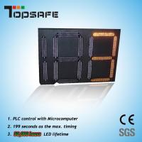 Buy cheap LED Traffic Countdown Timer with Bi-Digit and Half product