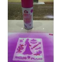 Buy cheap Water Based Temporary Spray Paint DIY Chalk Washable Easily To Remove product