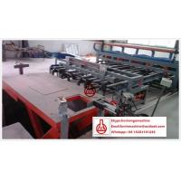 Buy cheap 50 mm - 150 mm Thickness EPS Sandwich Panel Machine Roofing Sheet Forming Machine product