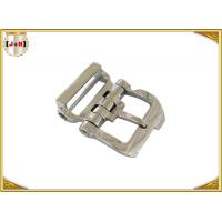 Buy cheap OEM Service Stainless Steel Buckles With Pin , Stainless Steel Roller Buckle product