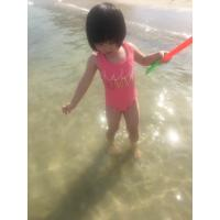 Buy cheap Little Girls Solid Color Basic Bikini Bathing Suits , Womens One Piece Bathing Suits product