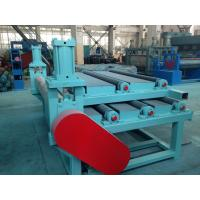 China Tolerance ±1mm Multi Blanking Line , Coil Processing Equipment High Efficient Durable on sale