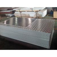 Buy cheap Diamond Plate Aluminum Sheet Metal 3105 1100 3003 5052 Aluminium Diamond Tread Plate product