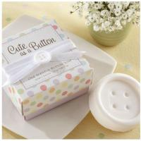 China hot sale Wedding Favors Scented Button Soap on sale