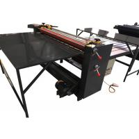 Quality High Performance Flute Laminator Machine Electric Driven Type CE Approved for sale