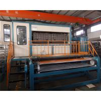 Buy cheap Big capacity double roller 8000-12000 pcs/h European technical egg tray machine product