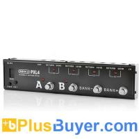 Buy cheap Wave-X PXL4 - Guitar Effects Pedal With 4 FX Loop Channels - True Bypass Design product