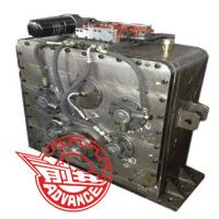 Buy cheap Powershift Mechanical Power Transmission Gearbox for Tower Crane 160kW / 4 Gears DB160 product