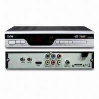 Buy cheap FTA DVB-S2 Satellite Receiver, Support USB/PVR/Coaxial/HDMI and Multi-language product