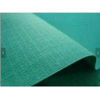 Buy cheap Greige Pattern Waxed Tent Canvas Fabric Anti - UV With Non - Slip PVC Coating product