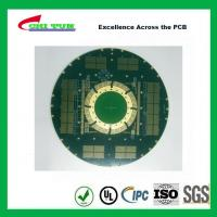 Buy cheap Designing Pcb Boards Custom Circuit Board 18L 4.5MM 8MIL IMMERSION GOLD product