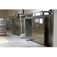 Buy cheap Vacuum cooler vacuum cooling machine for bakery food and bread from wholesalers
