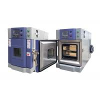 Buy cheap High Stability Climatic Test Chamber Full Color Touch Screen With Large Viewing Angle product