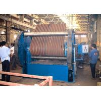 Buy cheap Hydraulic / Electric Membrane Panel Bender machine for Industrial Boiler product