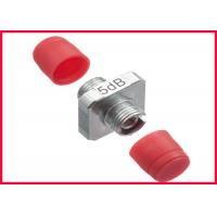 Buy cheap FC to SC UPC Fiber Optic Attenuator Male to Female Build Out Multimode from wholesalers