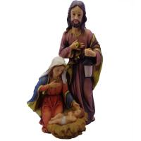 Buy cheap custom religious resin jesus christ and virgin mary statue product