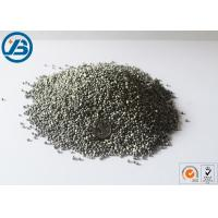 Buy cheap Silver 3-6mm Magnesium Water Treatment Pellets Raw Materials Particles product