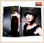 Buy cheap Glossy Hardbound custom Magazine Printing product