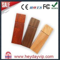wooden different models pen drive for promotional gift