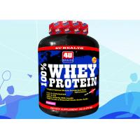 Strawberry flavor Protein Supplements Products with instance BCAA