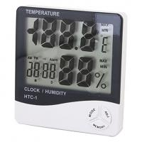 Buy cheap Clock&week display Digital Hygro thermometer from wholesalers