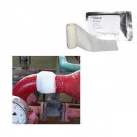 China fast seal tape for pipe leak Corroded pipeline repair bandage on sale