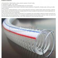 Buy cheap manufacture transparent pvc steel wire spiral reinforced water hose,coveying water, oil and powder in the factories, agr product