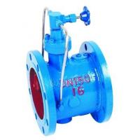 Automatic Actuated Flanged Check Valve , Sanitary Butterfly Check Valve