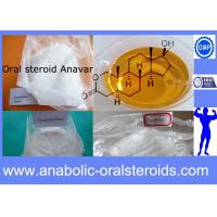 Quality Potent Fat Burning Anabolic Oral Steroids Oxandrolone Anavar 53-39-4 For Muscle Growth for sale
